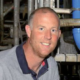 Andrew Purcell, Dairy Farmer