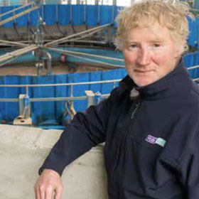 Jim Power, Dairy Farmer