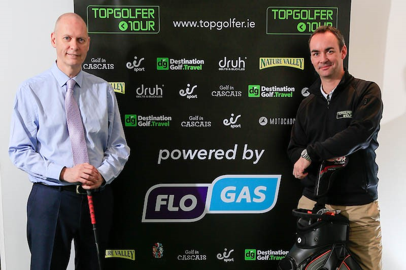 Flogas is Title Sponsor of 2018 TopGolfer Tour