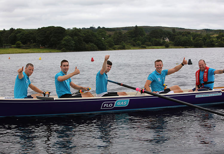 Vartry Rowing Club 'pull like a dog' for triple medal success